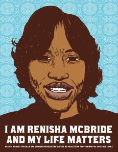 Renisha McBride Poster